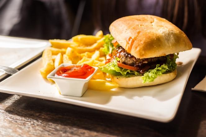 club sandwich very good shot